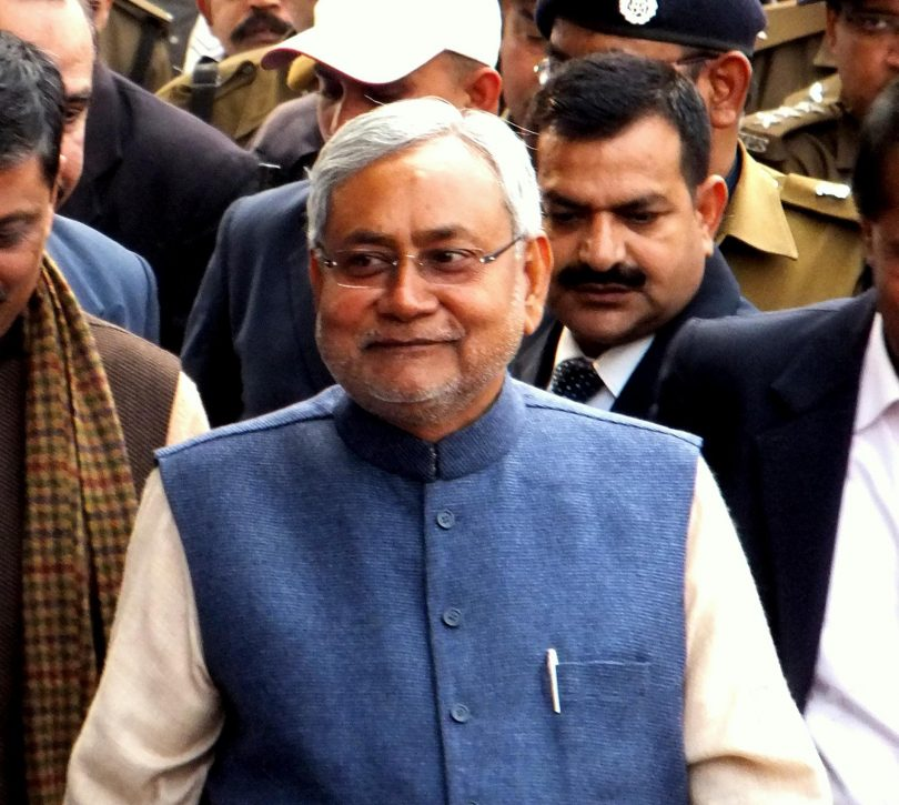 Congress alone is to blame for the opposition mess – Nitish Kumar