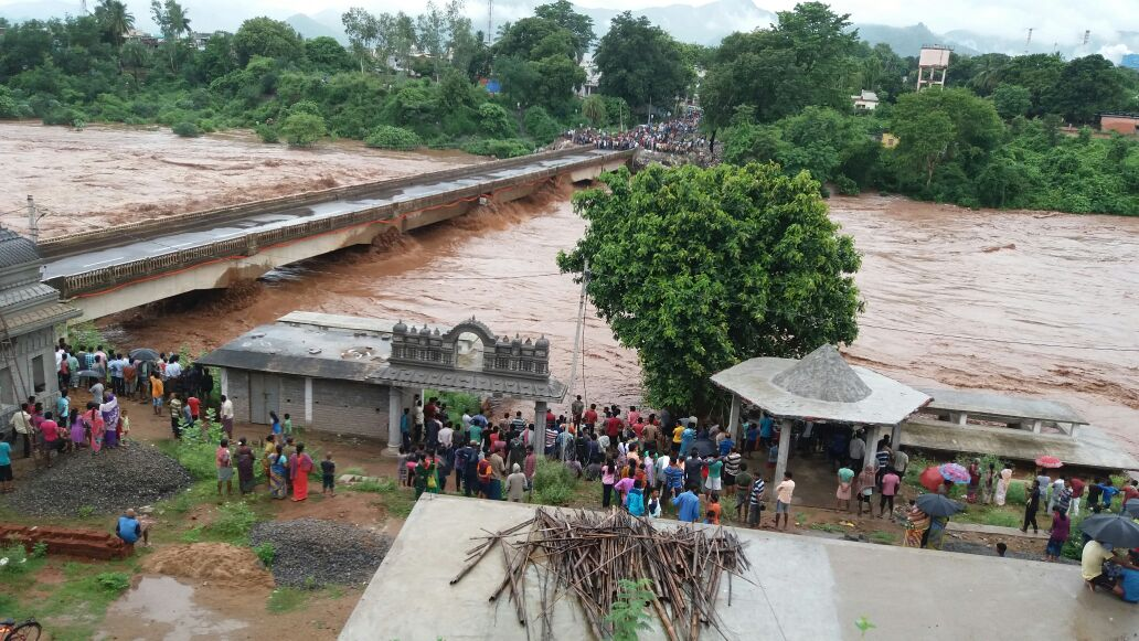 Flash floods hit Odisha; Army called in for relief and rescue operations