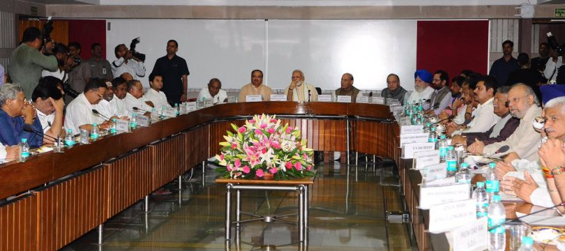 PM Modi at all party meeting- Violence in the name of cow can't be tolerated