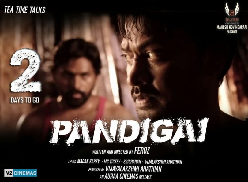Pandigai tamil movie: Advance ticket bookings of the film is now open