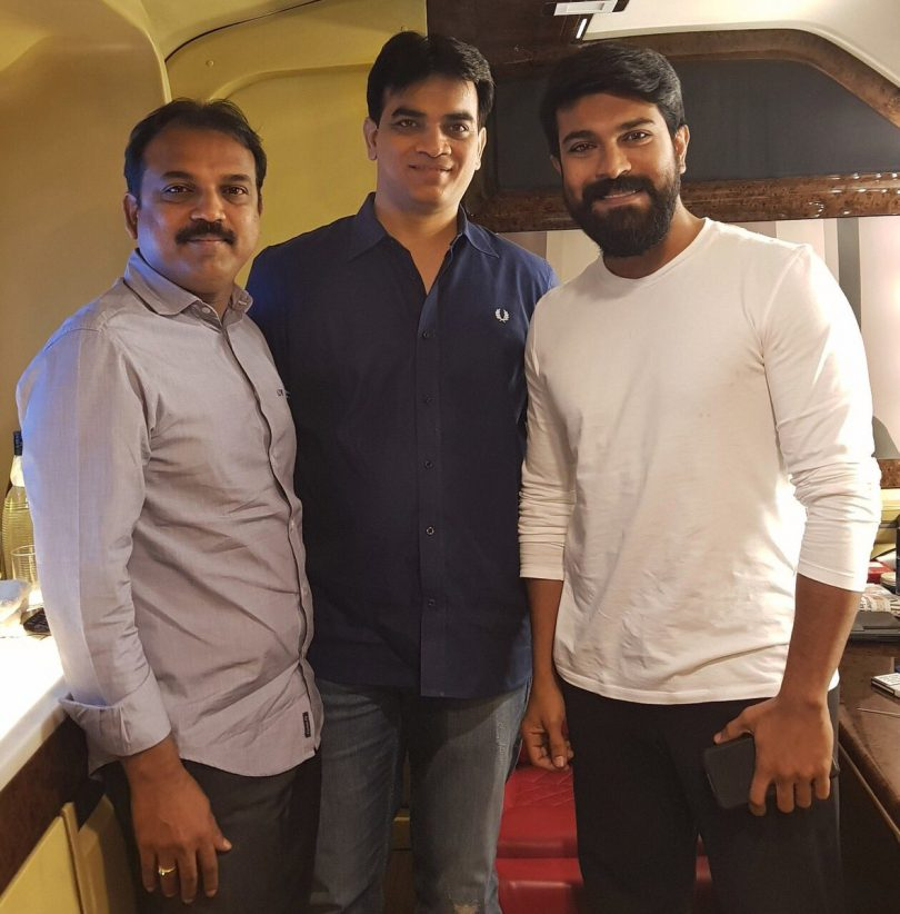 RCKoratalaFilm: Ram Charan Teja to collaborate with director Koratala Siva for his next venture