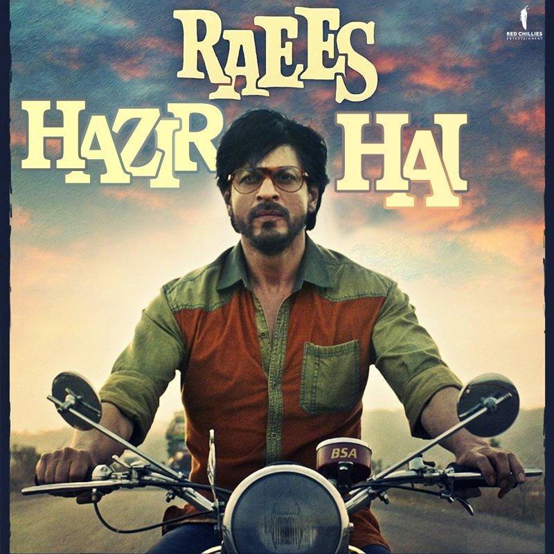 Shah Rukh Khan's Raees movie highest grossing hindi movie in Chennai