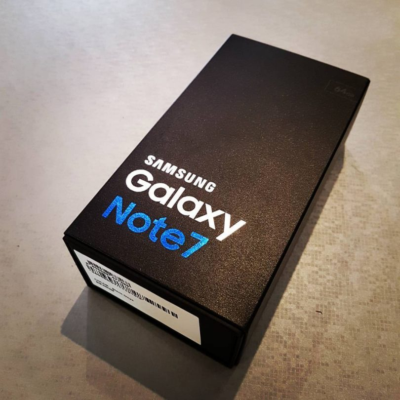 Samsung will resell Galaxy Note 7, the 'exploding phones', in South Korea