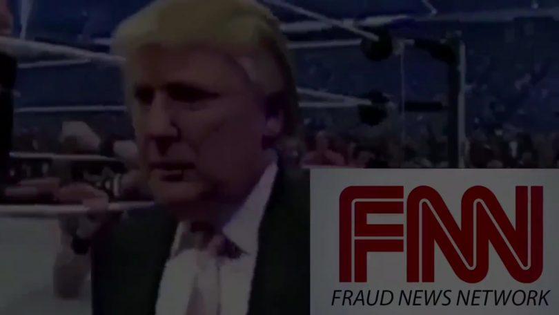 Trump targets CNN in a series of tweets, hashtags #FraudNewsCNN #FNN #Fakenews