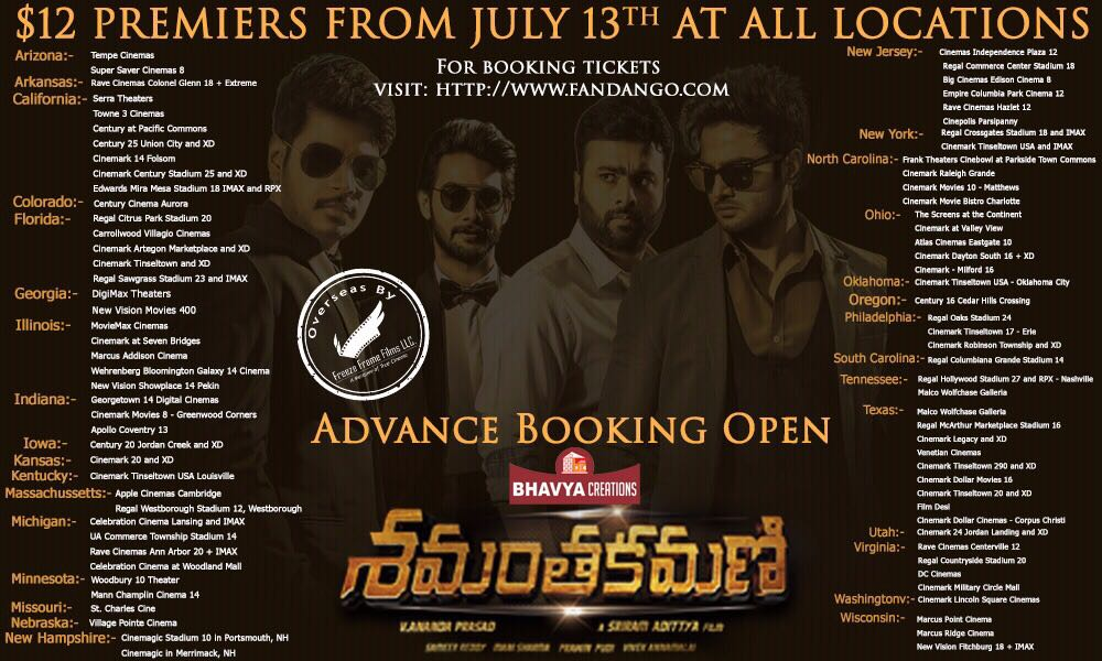 Shamanthakamani Movie Review Rating - An Intelligent Robbery Story
