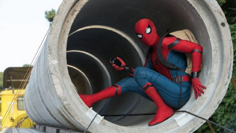 Spider-Man: Homecoming:This second reboot to the film's franchise ready to release on July 7