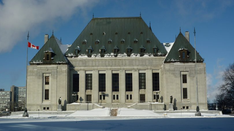 Ruling by the Supreme Court of Canada can alter Google's search result pattern