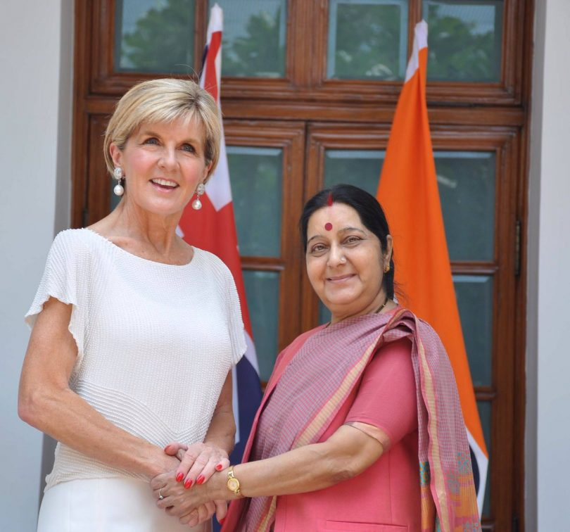 Sushma Swaraj assures help to ailing Indian in France