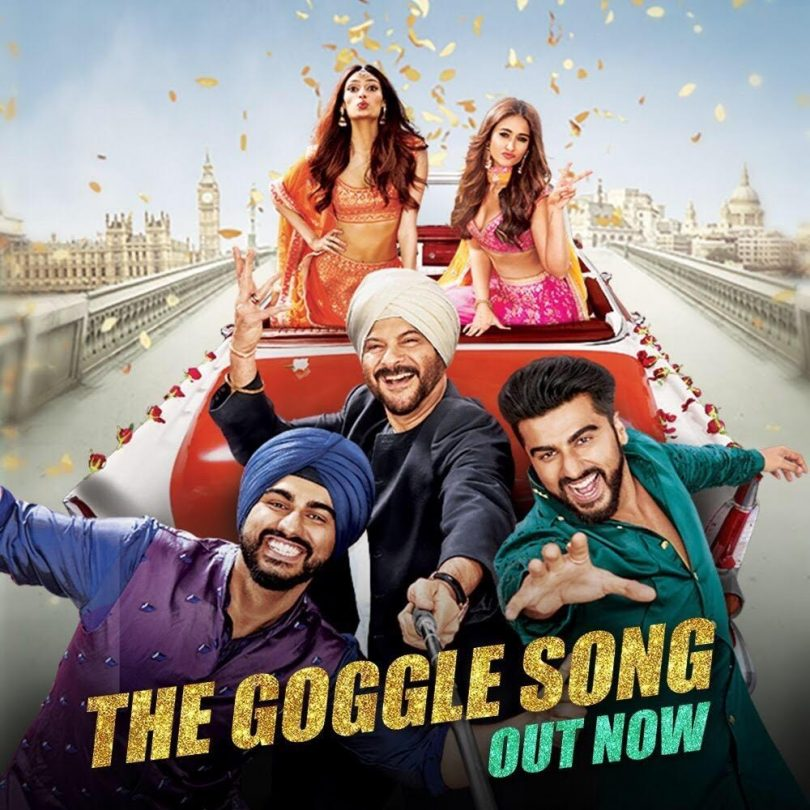 The Goggle song: Mubarakan's third track will force you to shake a leg!