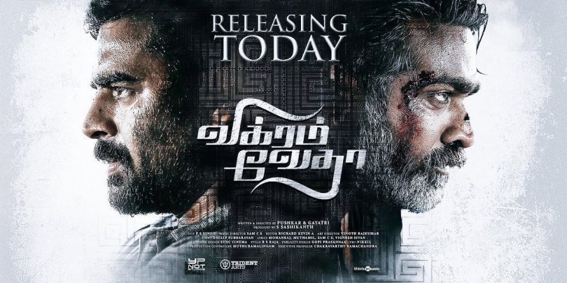 Vikram Vedha Movie Review: R. Madhavan and Vijay Sethupathi grasped bad boys avtar