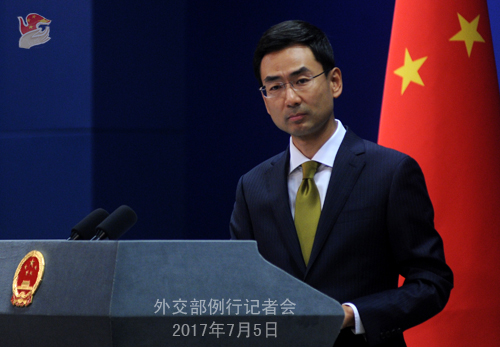 China warns India to correct mistake