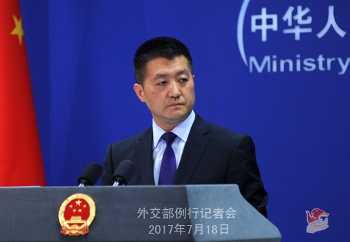 "China told India to withdraw troops, says ready for ""all-out confrontation"""