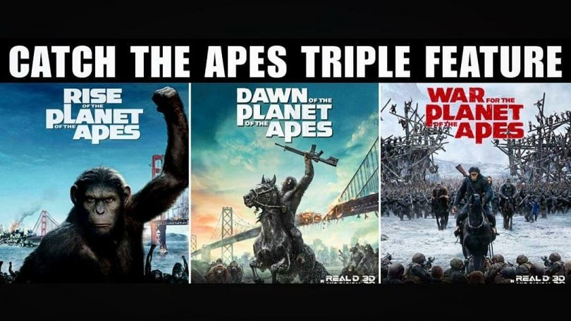 Wars for the Planet of the Apes are Back with the epic battle of fate