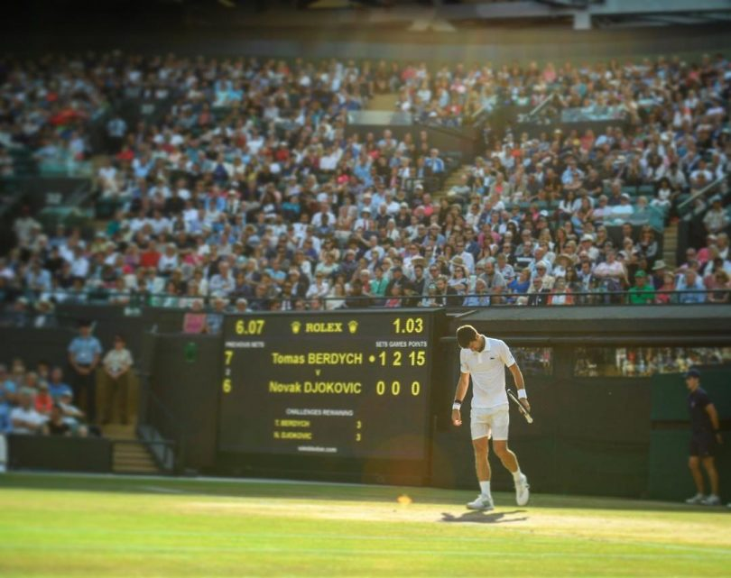 Wimbledon 2017: Only Federer out of the 'big 4', survived till the semi finals