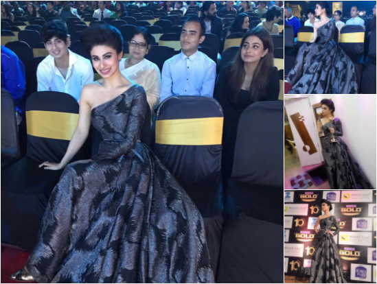 Zee Gold Awards 2017: Don't miss to watch performance of diva Mouni Roy today