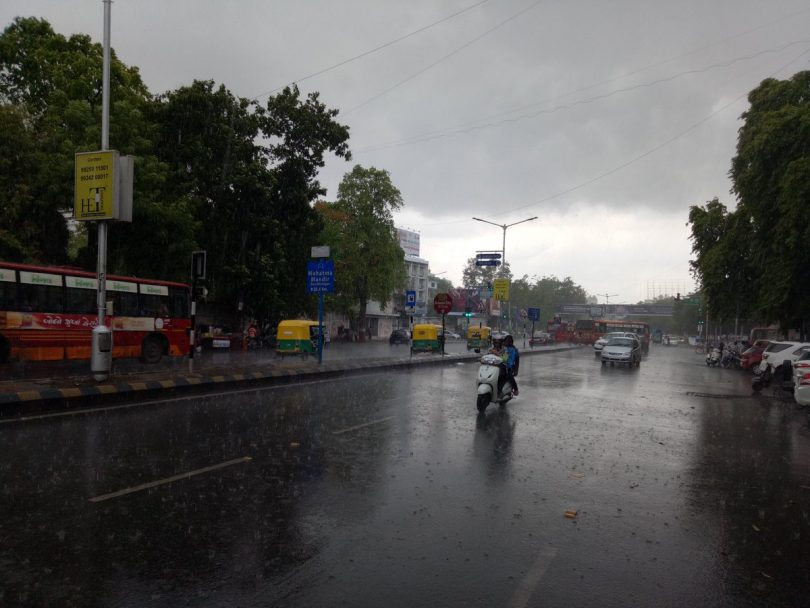 Ahmedabad lashed with heavy rainfall, must avoid these areas during heavy monsoon showers