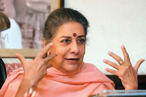 Ambika Soni Dismisses Reports of her Resignation