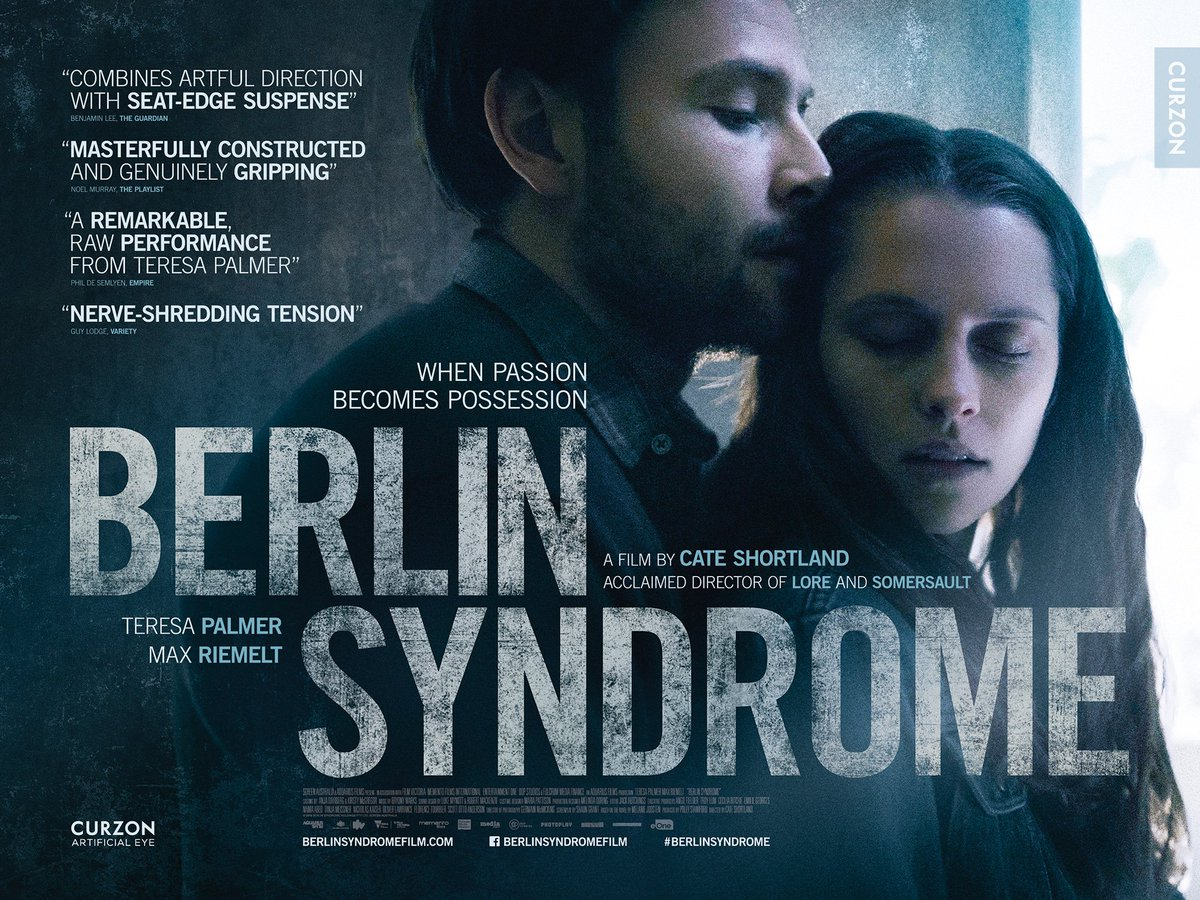 Berlin Syndrome Review : Movie where in passion becomes possession
