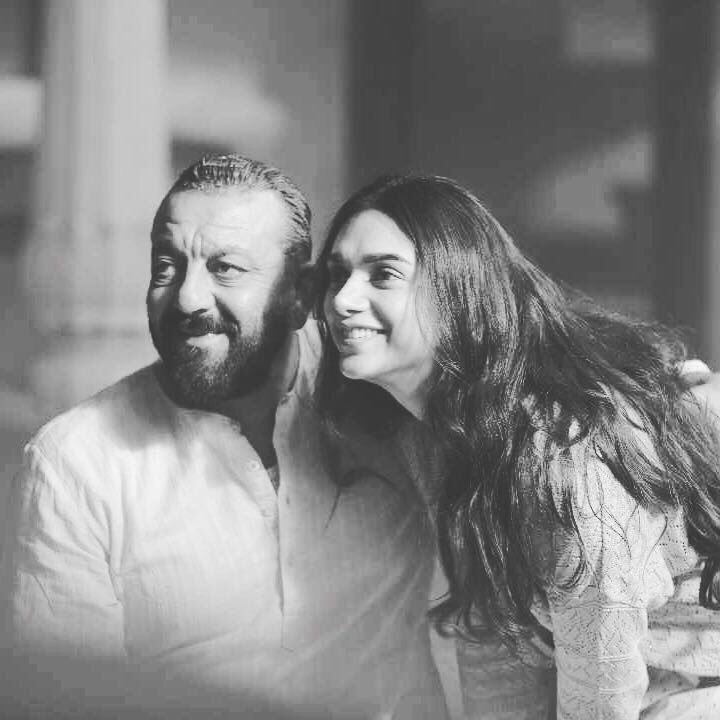 Bhoomi movie poster : Sanjay Dutt is back after three long years