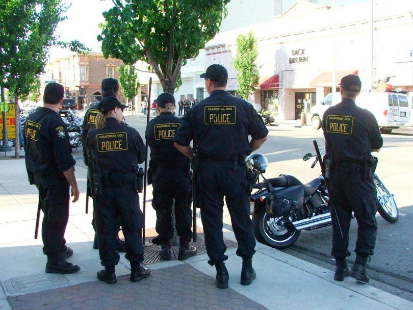 Violent arrest of street vendor in Calfornia sparks anger on social media