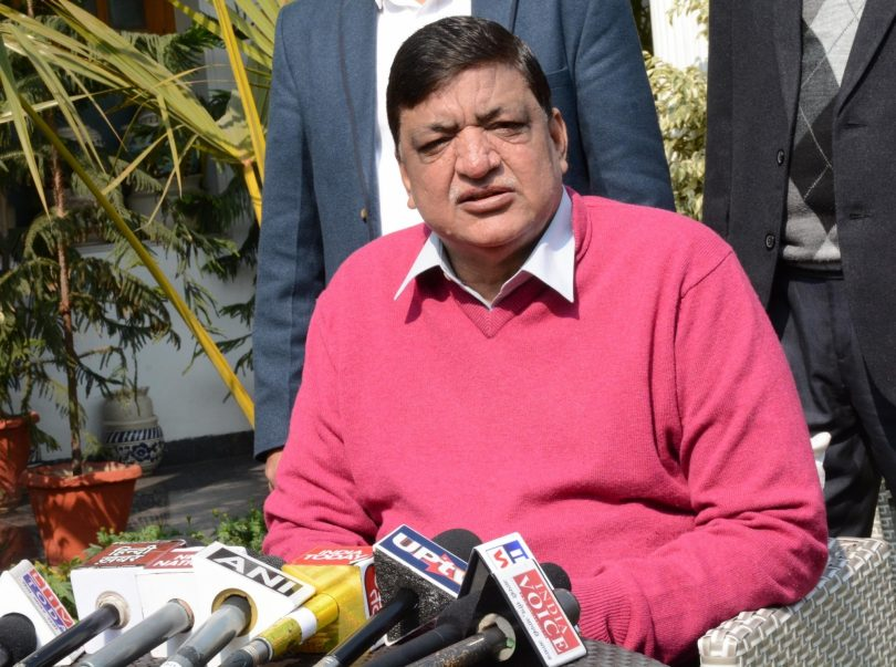 Naresh Agarwal insults Hindu gods, sparks protest by the BJP