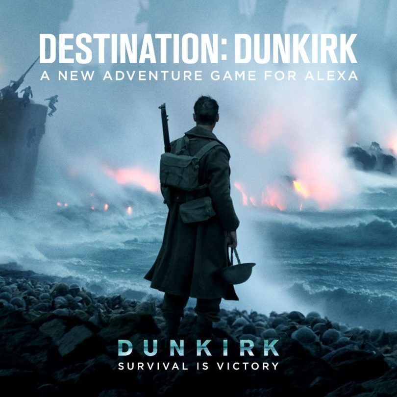 Dunkirk movie review 2017 : A War Drama with breathtaking visuals