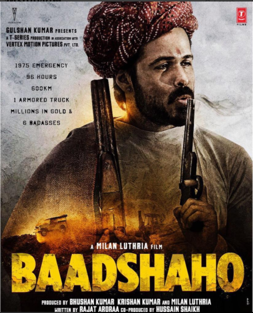 Baadshaho: Have a look at Emraan Hashmi's new look