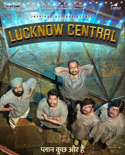 Lucknow Central trailer : Upcoming movie cast Farhan Akhtar, Gippy Grewal and Diana Penty