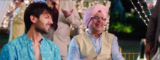 Guest in London movie Review: Comedy King Paresh Rawal is back