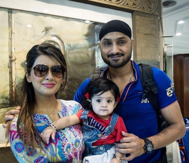 Harbhajan Singh turns 37 today: Celebrates the special day with family