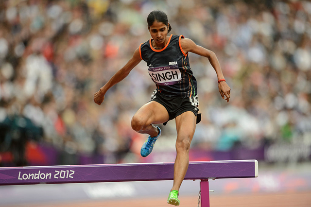 Sudha Singh Wins Gold In 3000m Steeplechase On Day 3 Of Asian Athletics Championship