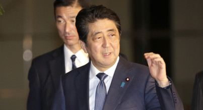 North Korea ballistic missile test: Shinzo Abe Japanese Prime minster Strongly condemns it