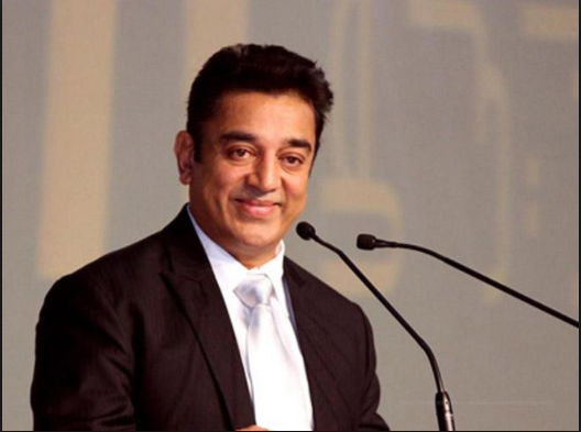 Lodge corruption plaints online, Kamal Haasan tells fans