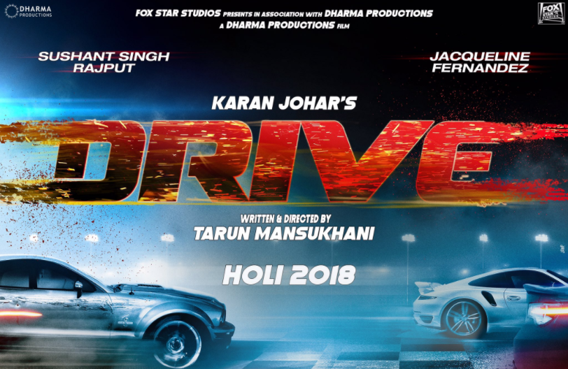 Sushant Singh Rajput & Jacqueline Fernandez To 'Drive' You Crazy On Holi 2018