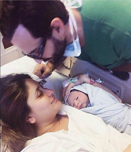 Kareena Kapoor thinks Taimur is the most amazing looking child