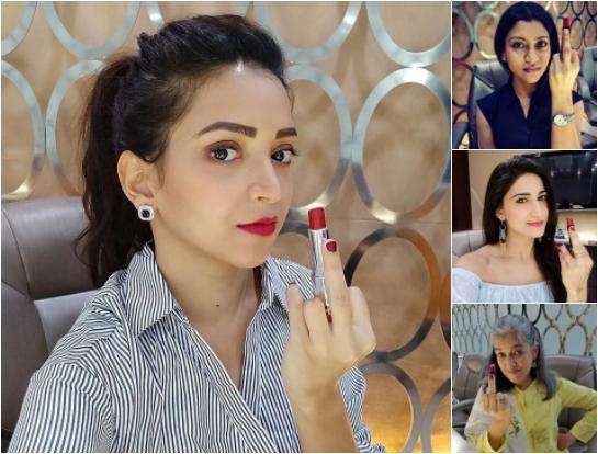 Lipstick Under my Burkha: Join the Lipstick Rebellion Girls