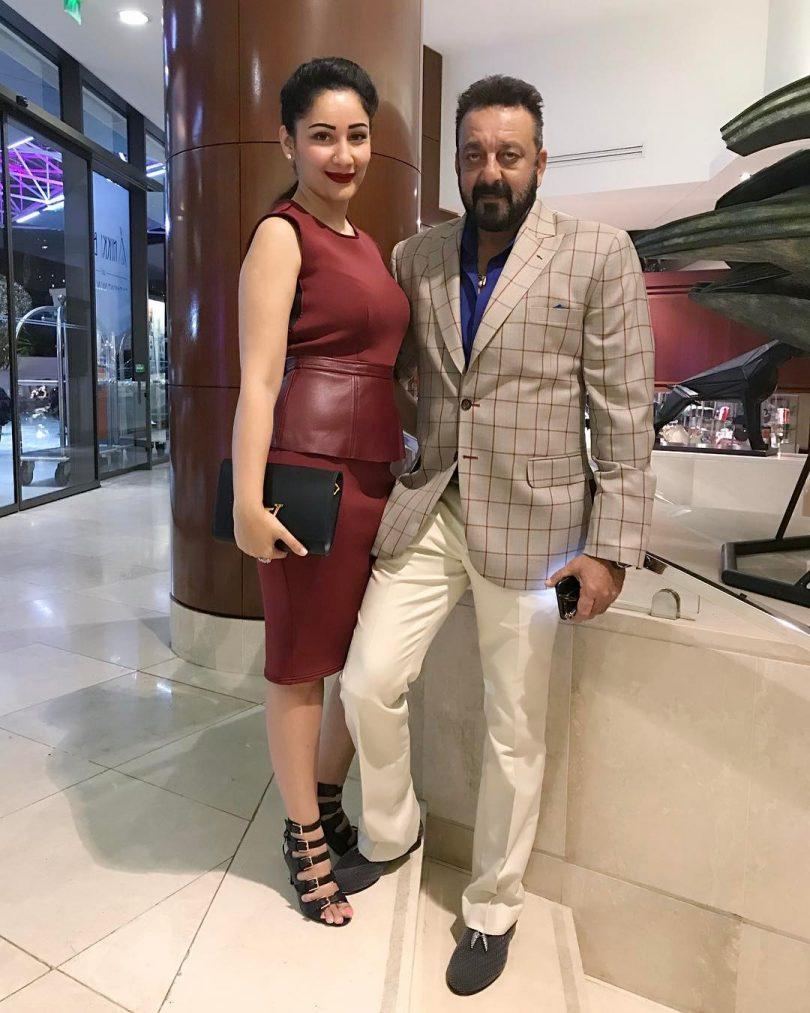 Sanjay Dutt wife Manyata Dutt shares her hot bikini pictures