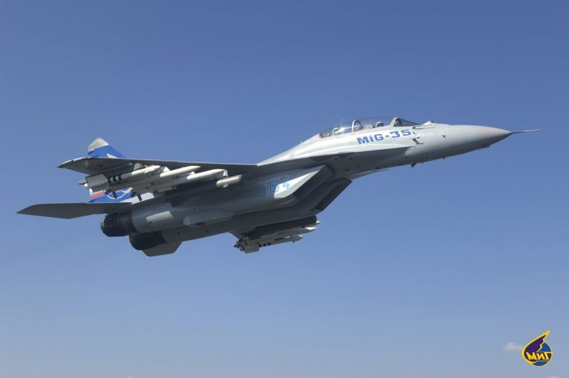 MIG 35: Russia manifests interest in selling its new fighter jet to India.