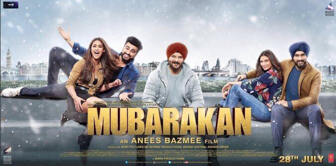 Mubarakan review: A movie with a blend of hilarious dialogues and comedy