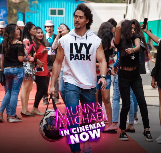 Munna Michael Box Office Collection Day 2 : Movie collection plunges on second day
