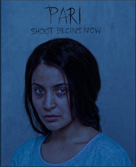 Anushka Sharma starrer 'Pari's poster and release date out!