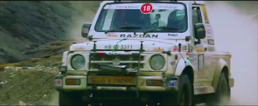 The Rally movie teaser is out: A Himalayan Rally movie