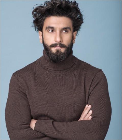Ranveer's beard trend