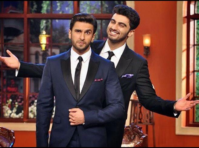 Mubarakan: Ranveer Singh promotes Arjun Kapoor's song Hawa Hawa