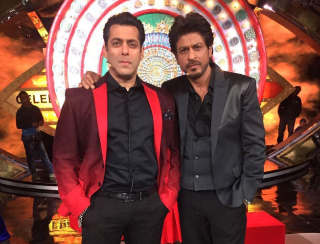 Salman and Shahrukh Khan to share the silver screen in Anand L Rai's next