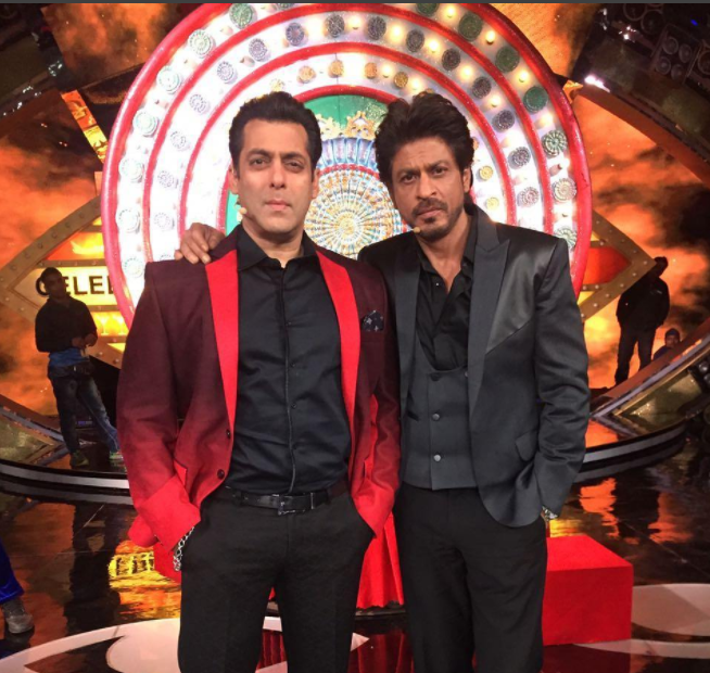 salman khan, shahrukh khan, salman khan movie, shahrukh khan movie, Salman and Shahrukh Khan to share the silver screen, Salman and Shahrukh Khan together, anand l rai movie, salman-shahrukh movie