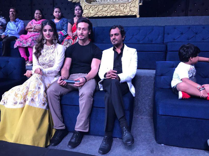 Sa Re Ga Ma Pa lil Champs 9 July 2017: Tiger Shroff and Nawazuddin Siddiqui promote Munna Michael