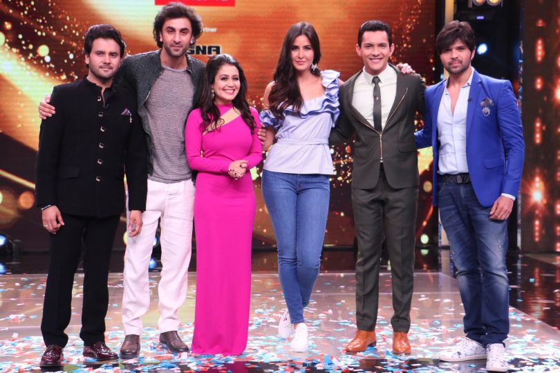 Sa Re Ga Ma Pa lil Champs 2 July 2017:  Katrina and Ranbir promote Jagga Jasoos