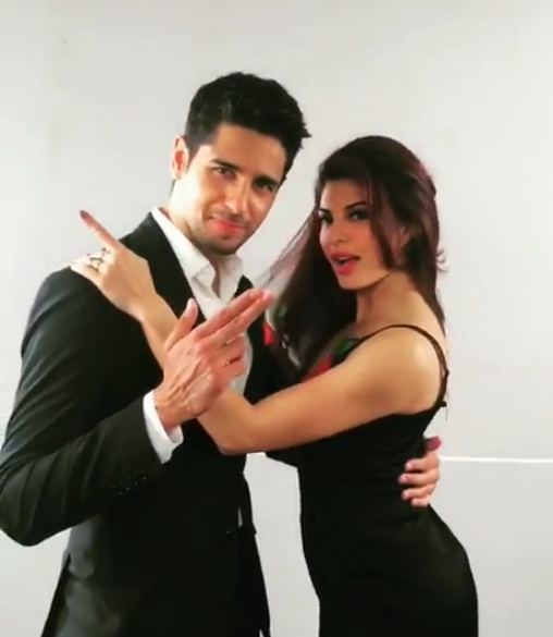 A Gentleman: Sidharth and Jacqueline get appreciation from Bollywood buddies