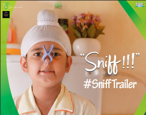 Sniff movie trailer is out: Watch the cutest child actor Sunny Gill